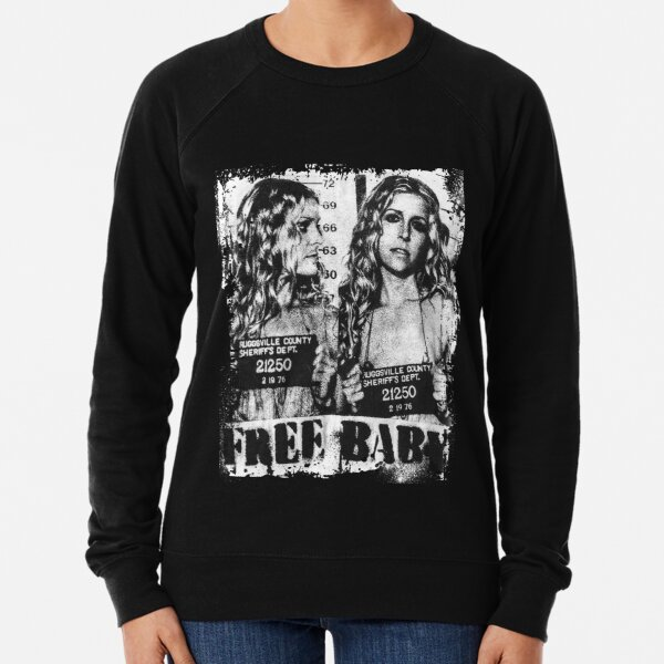 FREE BABY - 3 From Hell - Devils Rejects Lightweight Sweatshirt