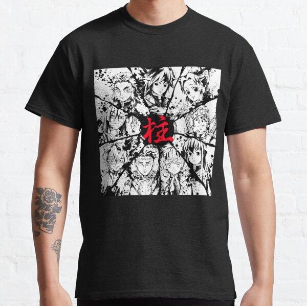 demon slayer T-shirt classique