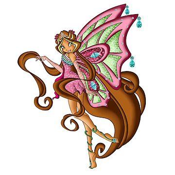 Flora Enchantix by starfiregal92