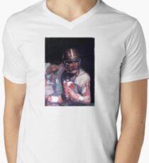 MR 16 LIKE NO OTHER MR JOE MONTANA Men's V-Neck T-Shirt