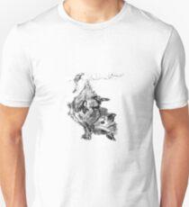 Sketchbook Opossum T Unisex T-Shirt