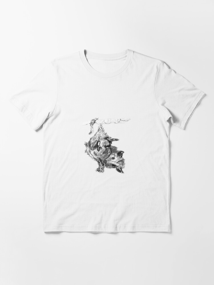 Alternate view of Sketchbook Opossum T Essential T-Shirt