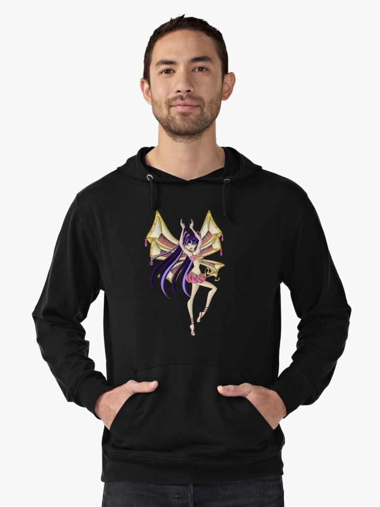 musa enchantix lightweight hoodie by starfiregal92 redbubble