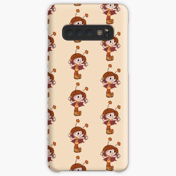 Pumpkin Spice Sticker Samsung Galaxy Snap Case