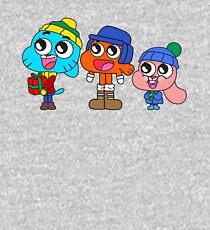 Gumball Darwin Anais Kids Pullover Hoodie