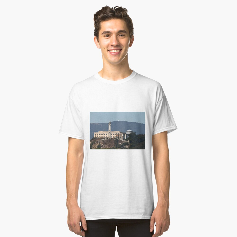 The Other Side of Alcatraz Classic T-Shirt