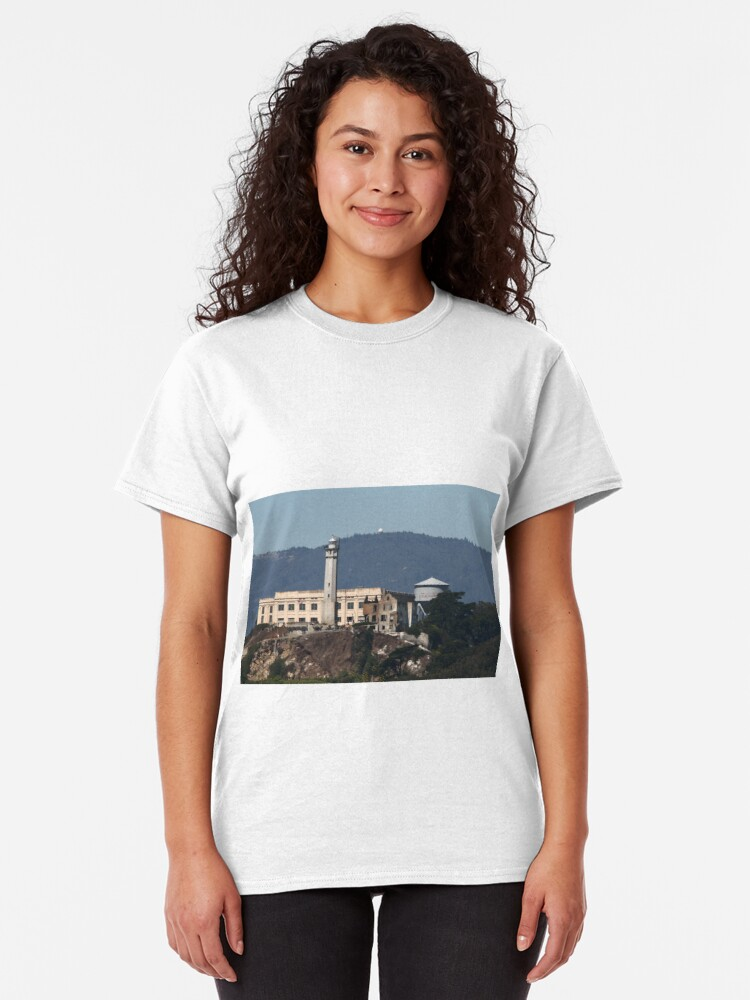 Alternate view of The Other Side of Alcatraz Classic T-Shirt
