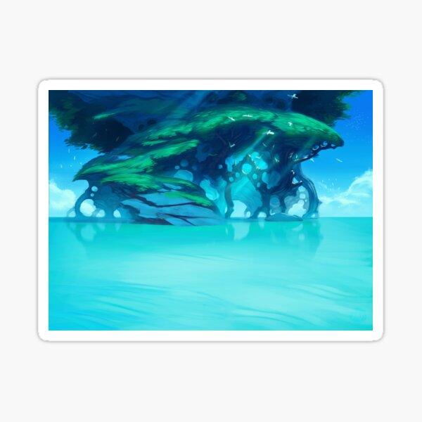 Adder Stone Mangrove Sticker