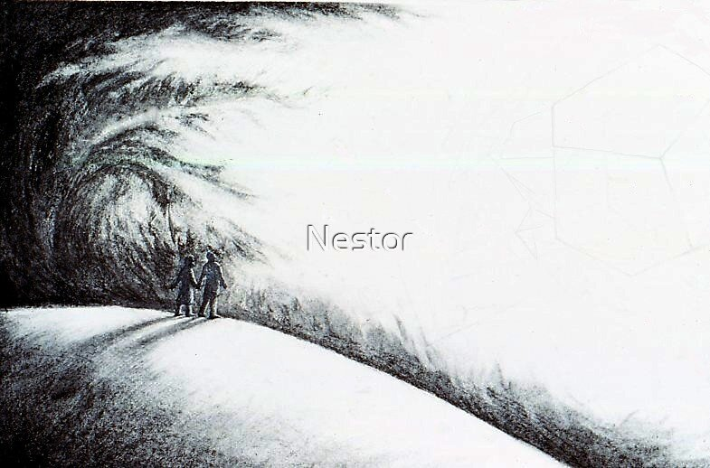 The Big Reveal by Nestor