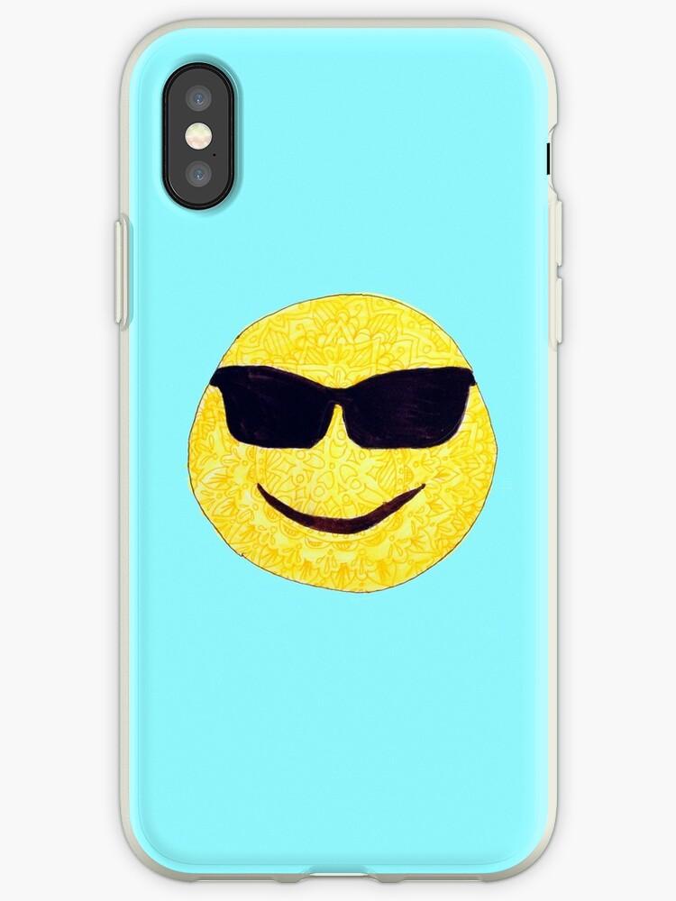 Sunglass Emoji by nsvtwork