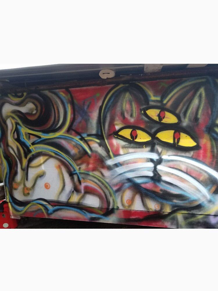 3rd eye kitty by bsteveb
