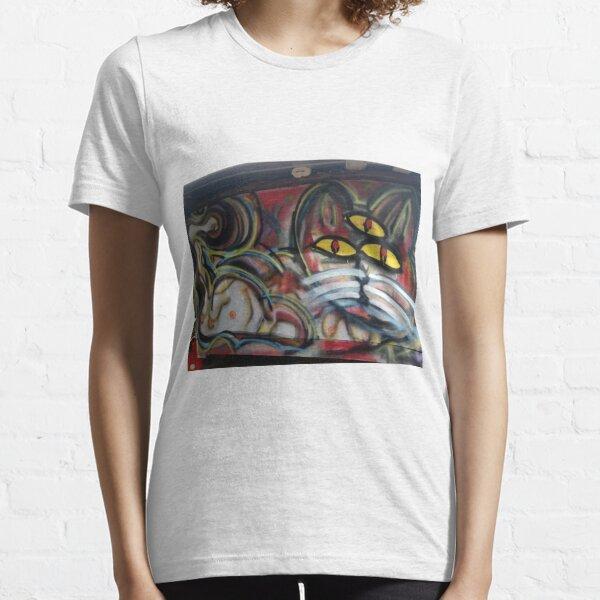 3rd eye kitty Essential T-Shirt