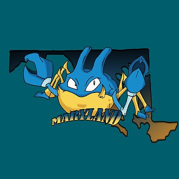 Maryland Blue Krabbys by Wideout94