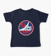Cybertron Jets - Away Baby Tee