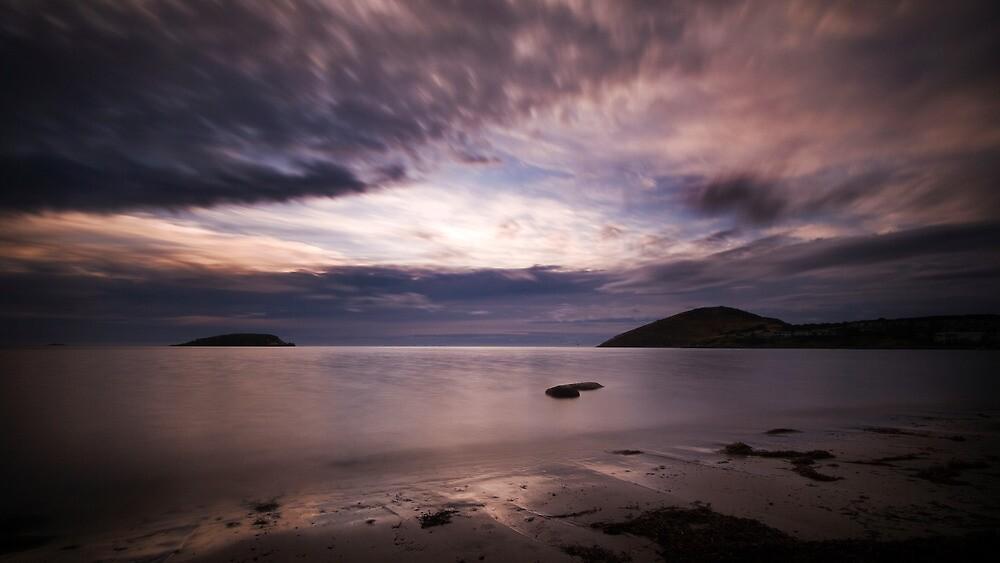 Encounter Bay sunrise 2.  by DaveBassett