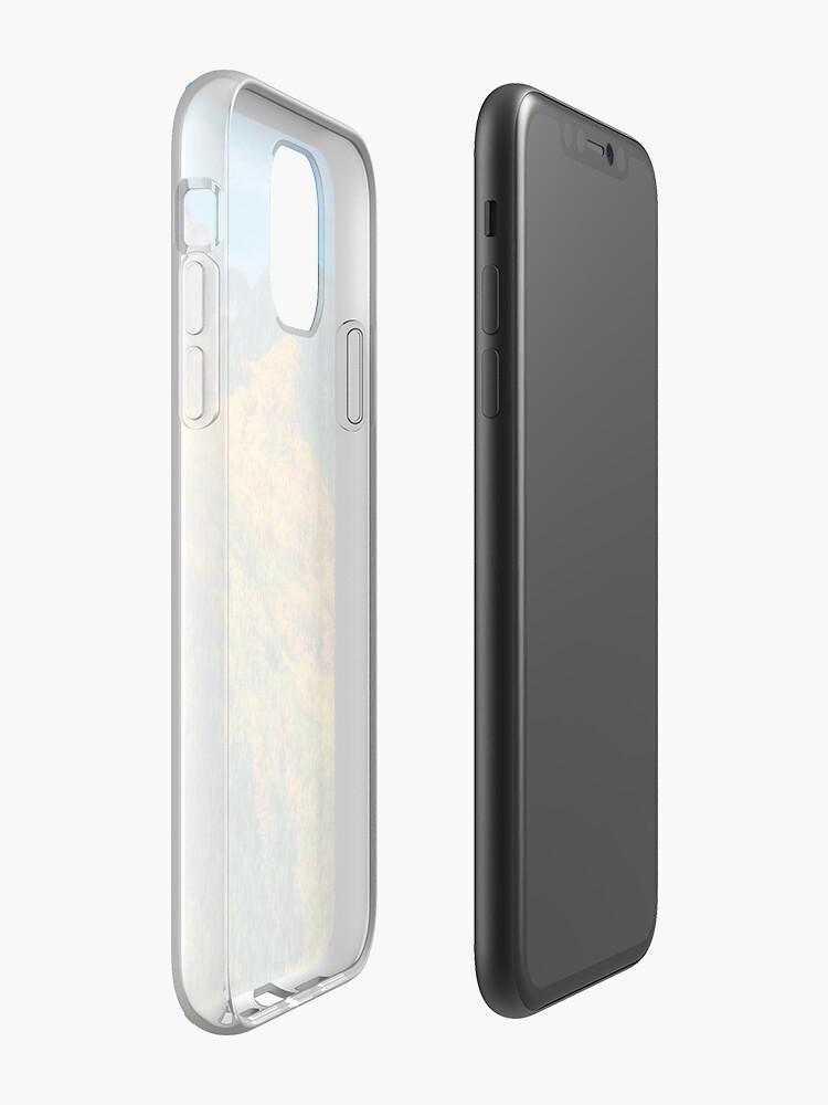 Alternate view of Aspen Golden Quilt iPhone Case & Cover