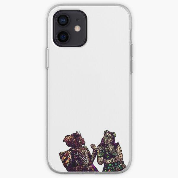 Aragon and Boleyn iPhone Soft Case
