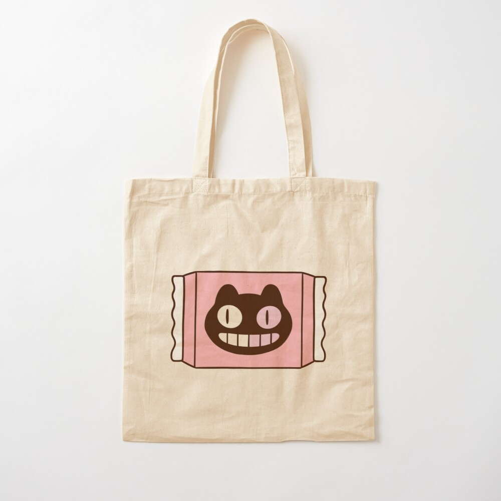 Cookie Cat from Steven Universe Cotton Tote Bag