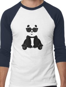Cool Panda Men's Baseball ¾ T-Shirt