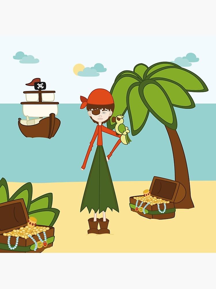 La Pirata Renata de elsagarciat