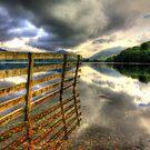 lake reflections by adouglas