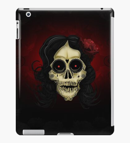Day Of The Dead iPad Case/Skin