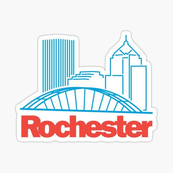 Rochester Fat Sticker