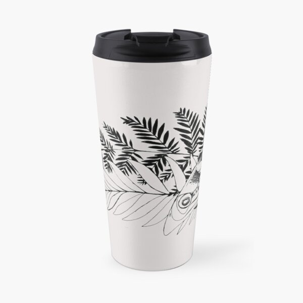 The Last of Us Part 2 - Ellie Tattoo Travel Mug