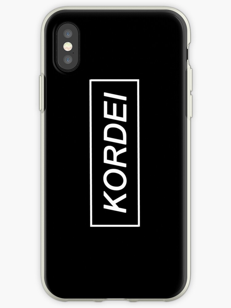 Normani Kordei Phone Case by dreamydesigns