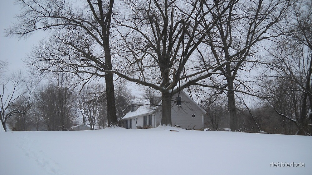 My Home Sweet Home, Blanchester Ohio by debbiedoda