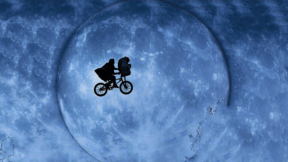 ET Supermoon by closure