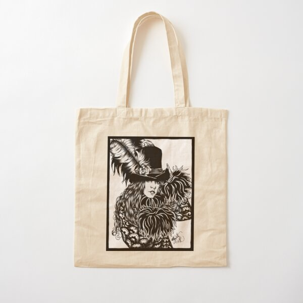 Mystery Cotton Tote Bag