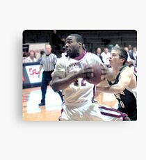 Missouri vs UIndy 10 Canvas Print