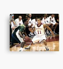 Missouri vs UIndy 9 Canvas Print