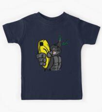 Guns Don't Kill People, Bananas Do! Kids Clothes