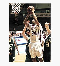 UIndy vs Missouri St 6 Photographic Print
