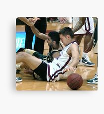 UIndy vs Missouri St 5 Canvas Print