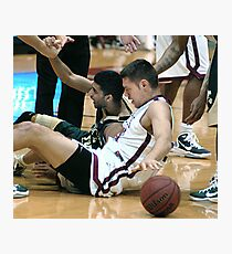 UIndy vs Missouri St 5 Photographic Print