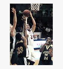 Missouri vs UIndy 4 Photographic Print
