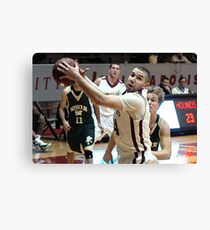 Missouri vs UIndy 3 Canvas Print