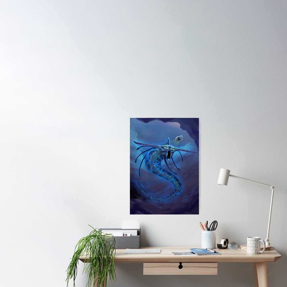Gift For Home Decor Wall Art Print Poster Poster Subnautica ...