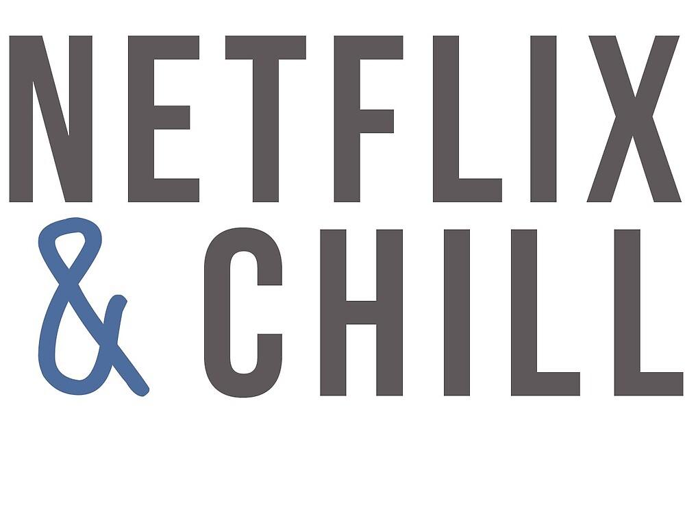 Netflix by Olivia Talbot