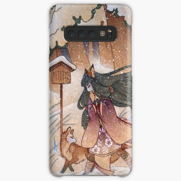 Blustery Samsung Galaxy Snap Case