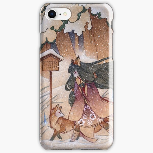 Blustery iPhone Snap Case