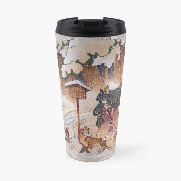 Blustery Travel Mug