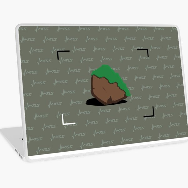 Moss Pattern - Industrial vs Modern Laptop Skin