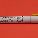 The Great, John Shuttleworth, pen. by Onions