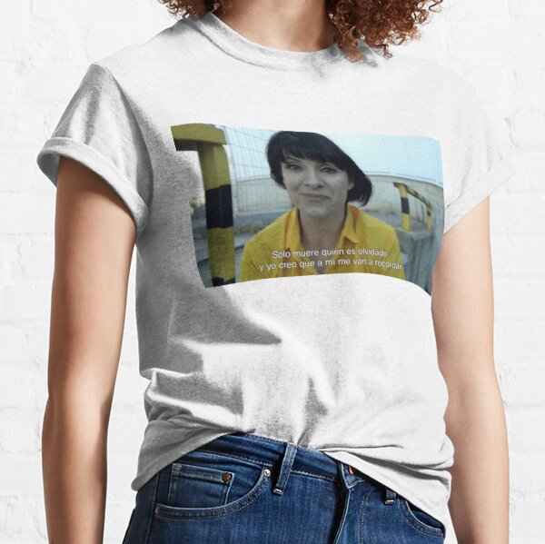 Zulema Vis A Vis Camiseta clásica