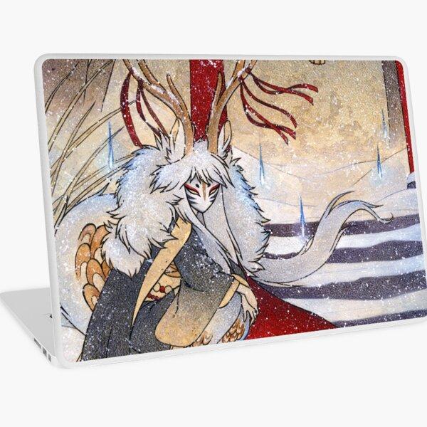 The Summit Gate - Kirin Yokai TeaKitsune Laptop Skin