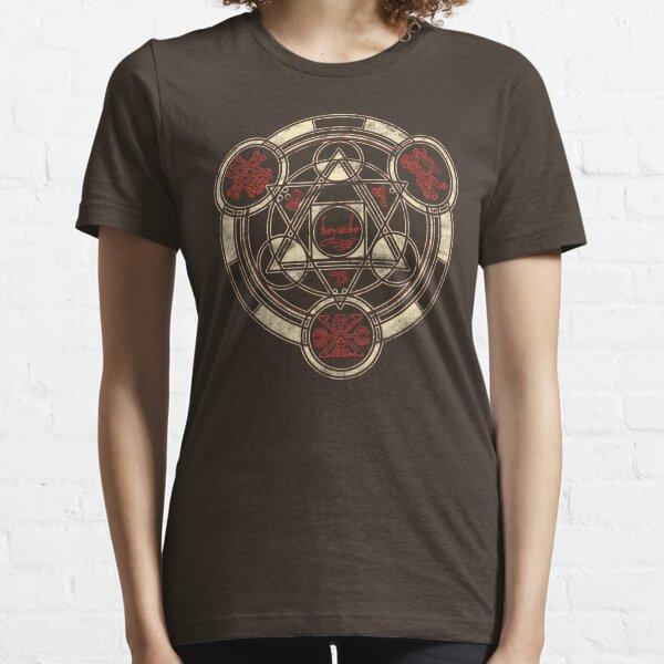 Boyan Bo Sigil {Volcanic} Essential T-Shirt